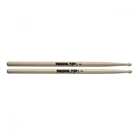 Regal Tip 5A Road Series Wood Tip Drum Stick