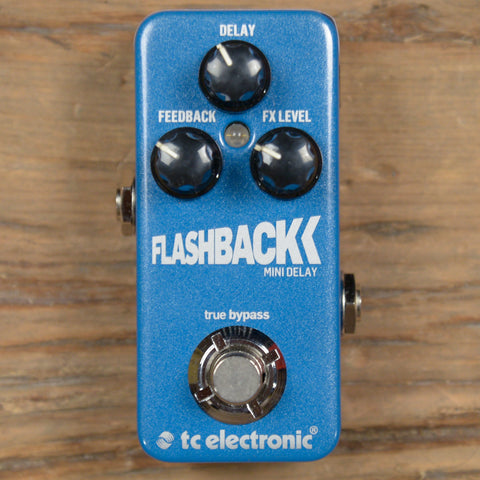 TC Electronic Flashback Delay USED (TCEFBDELU)