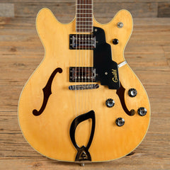 Guild Starfire IV Natural 1972 (s158)