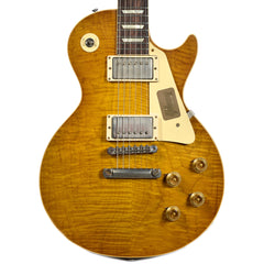 Gibson Custom Shop Les Paul Standard Figured Top Brown Lemon Vintage Gloss (Serial #971087)