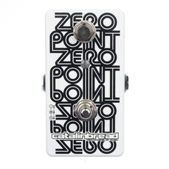 Catalinbread Zero Point Studio Manual Tape Flanger