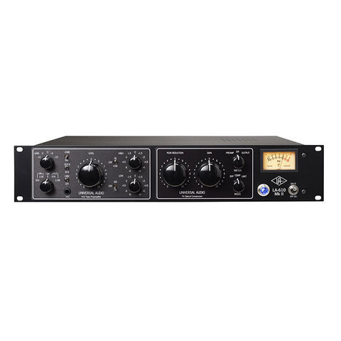 Universal Audio LA-610 MkII Classic Tube Recording Channel
