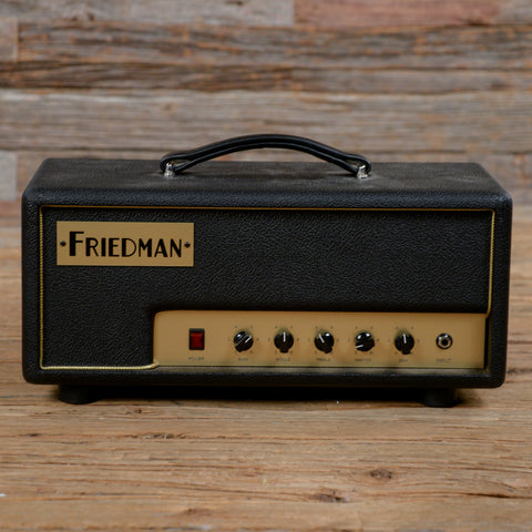 Friedman PT-20 Pink Taco 20W EL84 Head USED