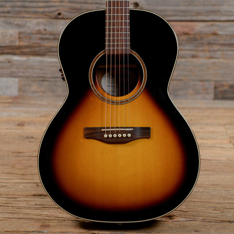 Simon & Patrick Woodland Pro Folk HG A3T SF Sunburst USED (s031)