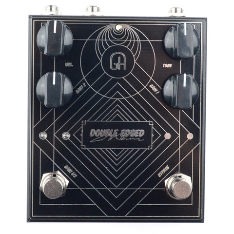 Greenhouse Effects Double Edged Distortion Pedal