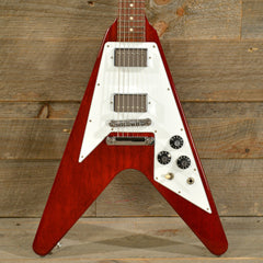 Gibson USA Flying V 2015 Heritage Cherry USED (s731)