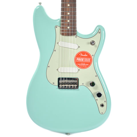 Fender Offset Series Duo Sonic PF Surf Green