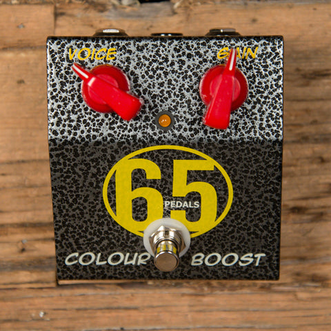 65 Amps Colour Boost Grey USED