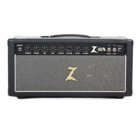 Dr. Z Z-Lux Head Black w/Salt & Pepper Grill