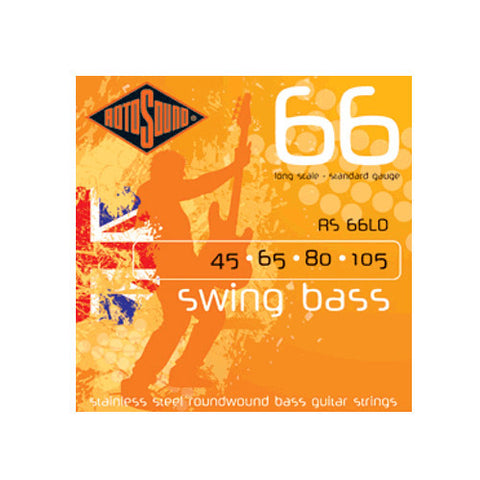 Rotosound RS66S Swing Bass Short Scale Standard 40-90
