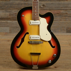 Vox Typhoon Sunburst 1960s (s086)