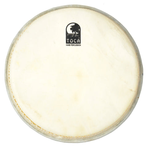 "Toca 12"" Djembe Drum Head for Key Tuned Djembe"