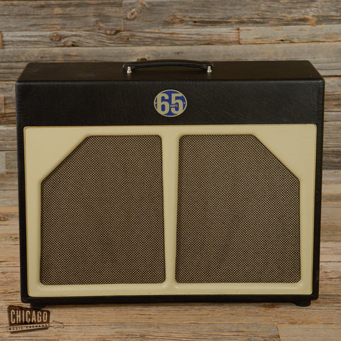 65 Amps 2x12 Cabinet USED
