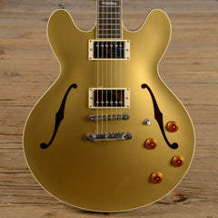 Collings I-35 Gold Top w/Parallelogram Inlays & Lollar Low-Wind Imperials USED (s915)
