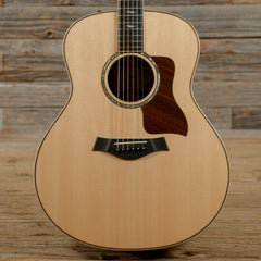 Taylor 818e Grand Orchestra Sitka Spruce/Brazilian Rosewood ES2 Natural 2015 (s120)
