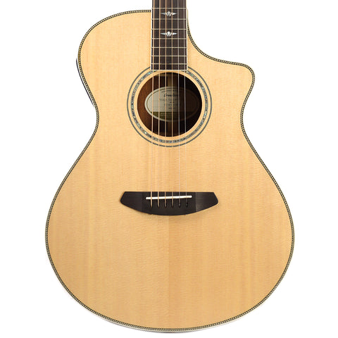 Breedlove Stage Exotic Concert CE Sitka-Cocobolo