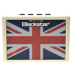 Blackstar Fly 3 Battery Powered Guitar Amp Union Jack