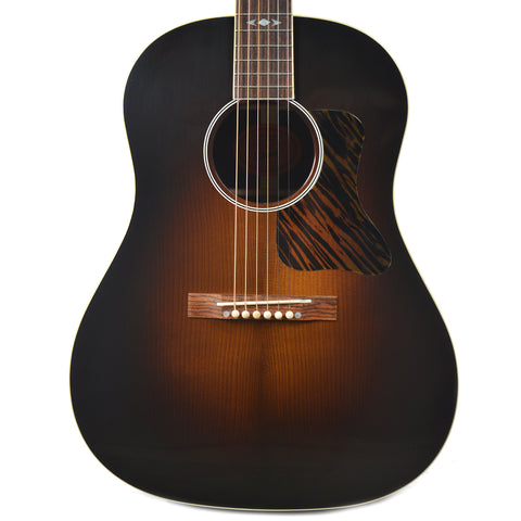 Gibson Montana Advanced Jumbo Supreme Vintage Thermally Aged Spruce/Rosewood Sunburst (Limited Edition of 30) (Serial #12576028) Floor Model