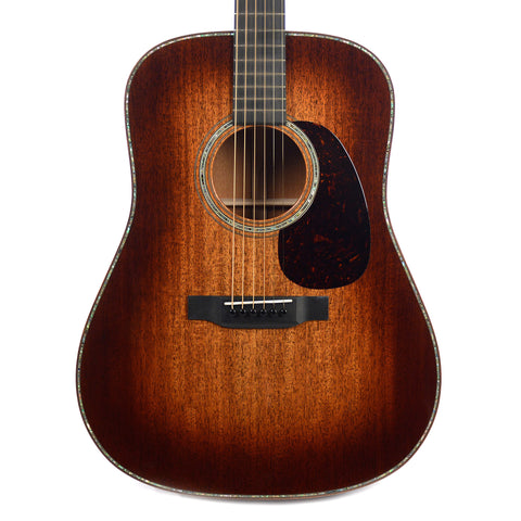 Martin Custom Shop Dreadnought 14-Fret Mahogany Sunburst (Serial #1895299)