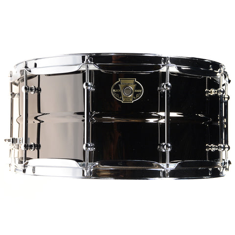 Ludwig 6.5x14 Black Magic Snare Drum