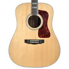 Guild USA D-55 Dreadnought Sitka/Rosewood Natural (Serial #C170649)