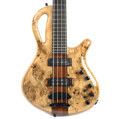 Mayones Caledonius Classic 4-String Eye Poplar Top