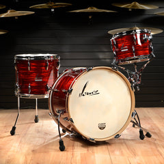 Sonor Vintage Series 12/14/20 3pc Drum Kit Red Oyster