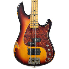 Sandberg California II VM-4 3-Tone Sunburst Hardcore Reserve Aged Finish (Serial #27563)