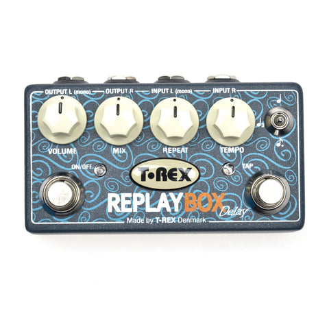 T-Rex Replay Box Delay Pedal