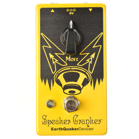 Earthquaker Devices Speaker Cranker Overdrive v2