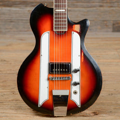 Airline Town and Country Sunburst 1950s (s699)