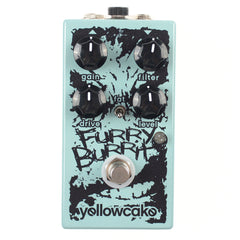 Yellowcake Furry Burrito Overdrive/Fuzz Pedal