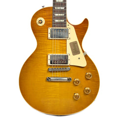Gibson Custom Shop Les Paul Standard Figured Top Brown Lemon Vintage Gloss (Serial #971094)