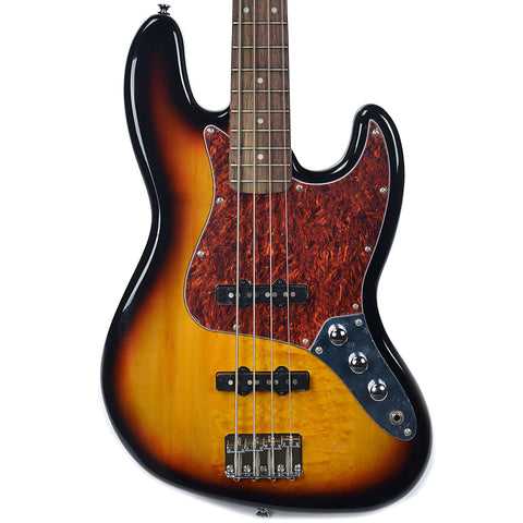 Squier Vintage Modified Jazz Bass Three Color Sunburst