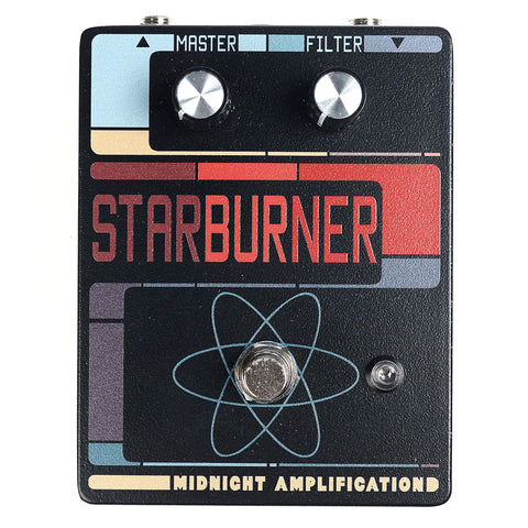 Midnight Amplification Starburner Fuzz with Filter