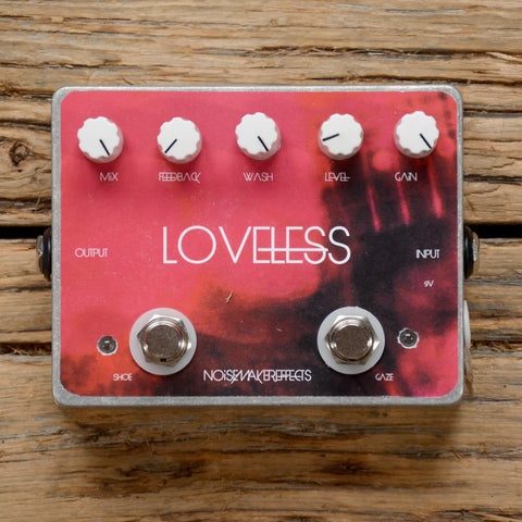 noisemaker effects loveless fuzz used chicago music exchange. Black Bedroom Furniture Sets. Home Design Ideas