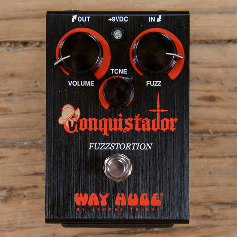 Way Huge Conquistador Fuzzstortion USED