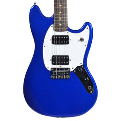 Fender Bullet Mustang HH RW Imperial Blue