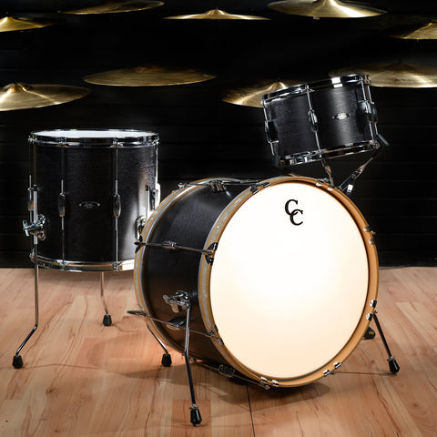 C&C Player Date 1 12/14/20 3pc Bop Kit Ebony Satin