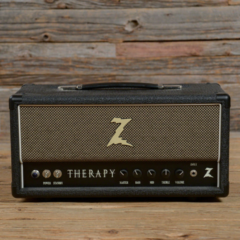 Dr. Z Therapy 35W Head Black w/Tan Grill USED
