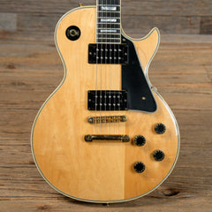 Gibson Les Paul Custom Natural 1976 (s692)