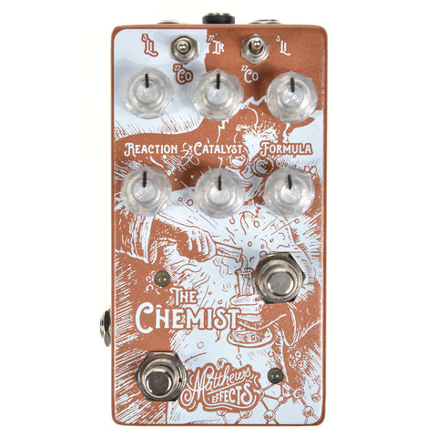 Matthews Effects The Chemist Atomic Modulator