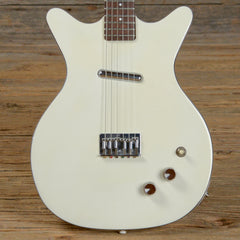 Danelectro Shorthorn White Late 50s