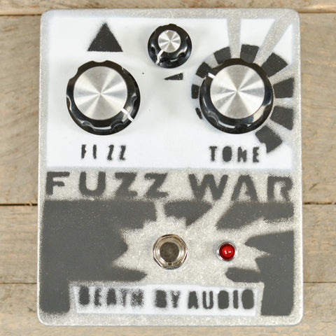 Death By Audio Fuzz War USED