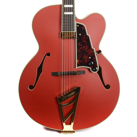 D'Angelico EXL-1 Hollow Single Cutaway Matte Cherry