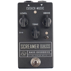 Cusack Music Screamer Bass Overdrive