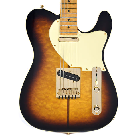 Fender Custom Shop Merle Haggard Telecaster 2 Color Sunburst NOS