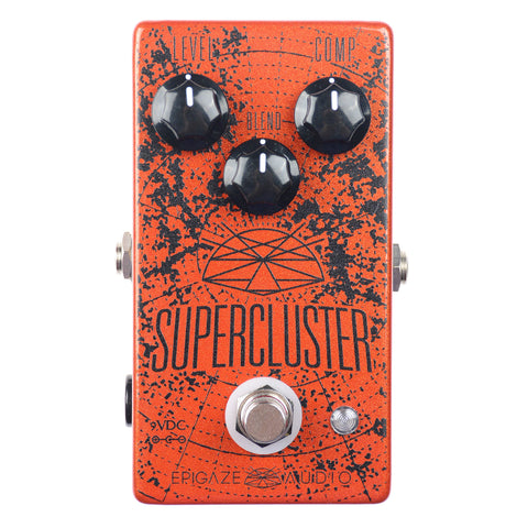 Epigaze Audio Supercluster Blended Optical Compressor