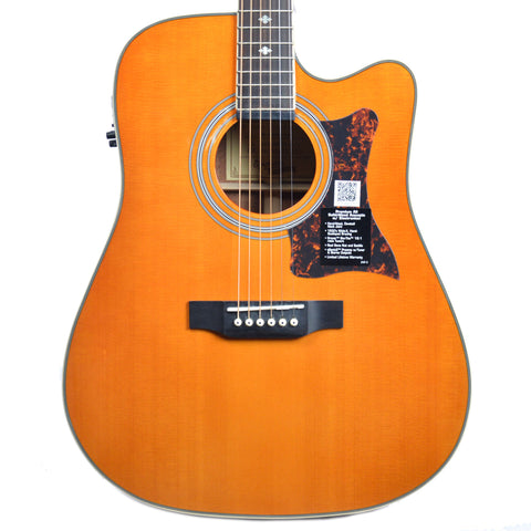 Epiphone Masterbilt DR-500MCE Dreadnought Acoustic-Electric Natural