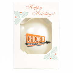Chicago Music Exchange Holiday Ornament